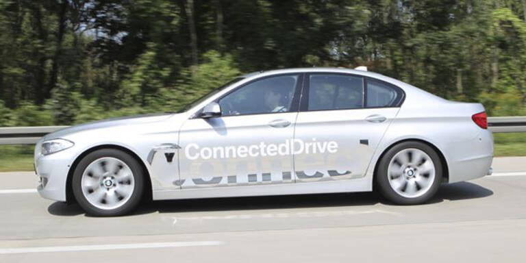 Selbstfahrende Autos nicht vor 2030