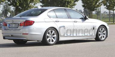 BMW entwickelt