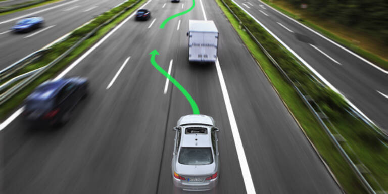 Intel treibt Digitaltechnik fürs Auto voran