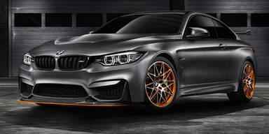 So kommt der neue BMW M4 GTS
