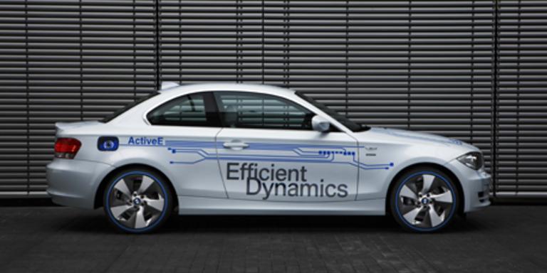 BMW verpasst dem 1er Coupé einen E-Motor