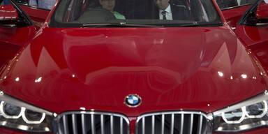 Audi, Mercedes und BMW sind gefragt