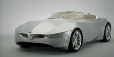 BMW zeigt organisches Concept-Car GINA