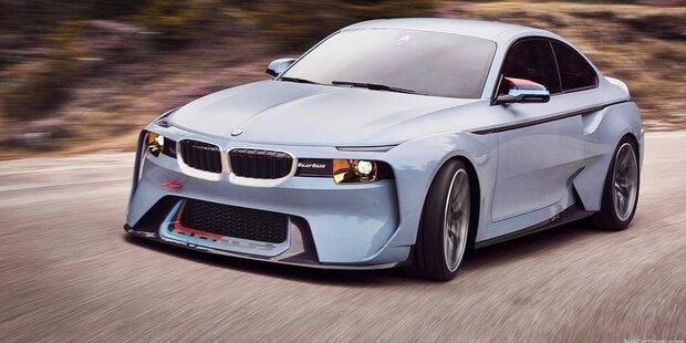 Wird das der BMW M2 CSL?
