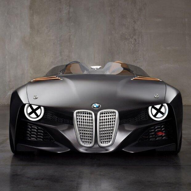 Bmw Z4 Zagato: BMW Zagato Coupé Auf Z4-Basis Mit Fotos