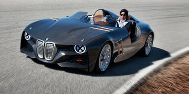 BMW 328 Hommage: Rückkehr der Legende