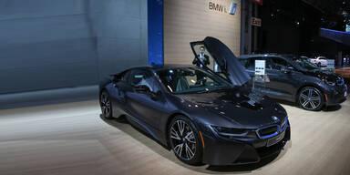 """BMW baut Submarke """"i"""" völlig um"""
