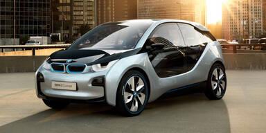 BMW verkauft E-Auto i3 zum Kampfpreis