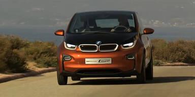 BMW i3 greift bei Elektroautos voll an