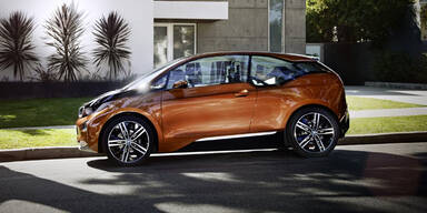 BMW stellt Coupé-Version des i3 vor