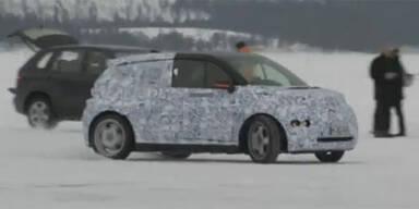 Erstes Video von BMWs Elektroauto i3