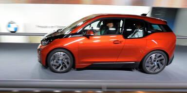 BMW i5 könnte vor 2015 starten