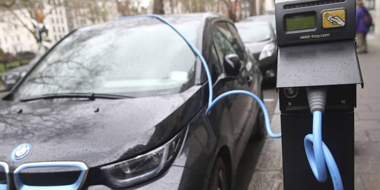 4.000 Euro Kaufprämie für Elektroautos