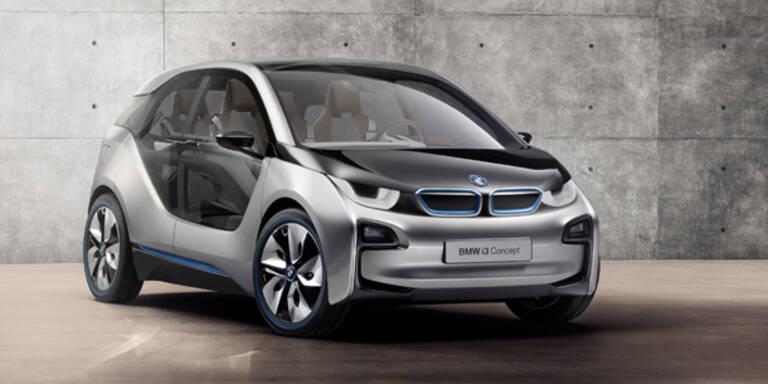 BMW stellt neue Version des i3 vor