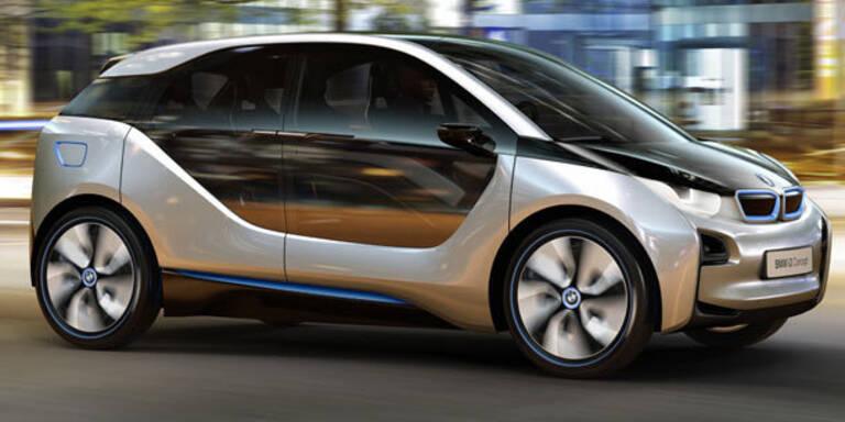 BMW-Chef verrät Preis des Elektroautos i3
