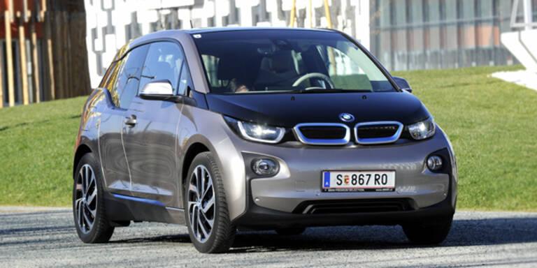 BMW fährt Produktion des i3 weiter hoch