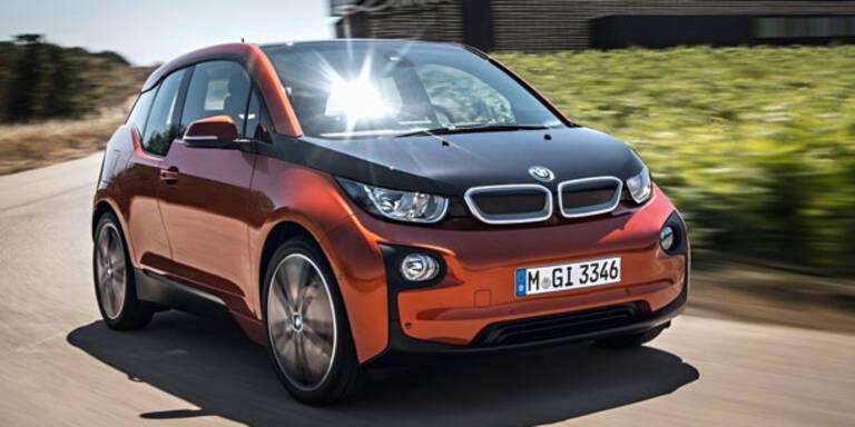 So fährt sich der neue BMW i3