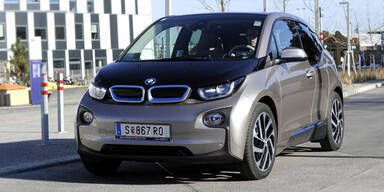 Elektroauto BMW i3 im großen Praxistest