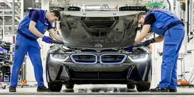 Magna Steyr: 1 Million Autos für BMW-Group