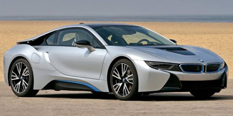 BMW i8S wird der echte M1-Nachfolger
