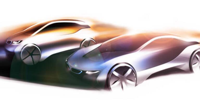 """""""BMW i"""" wird neue Submarke des Autobauers"""