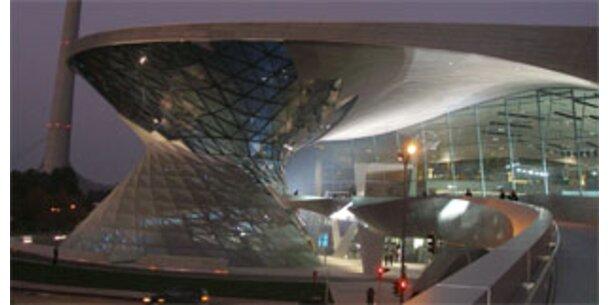 Spektakuläre BMW-Welt in München eröffnet