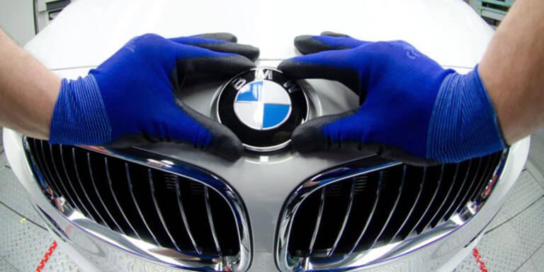 BMW und Tesla planen Kooperation