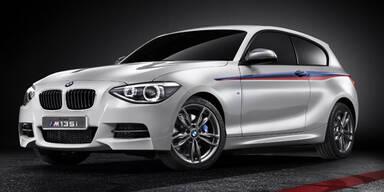 BMW lässt das Concept M135i von der Leine