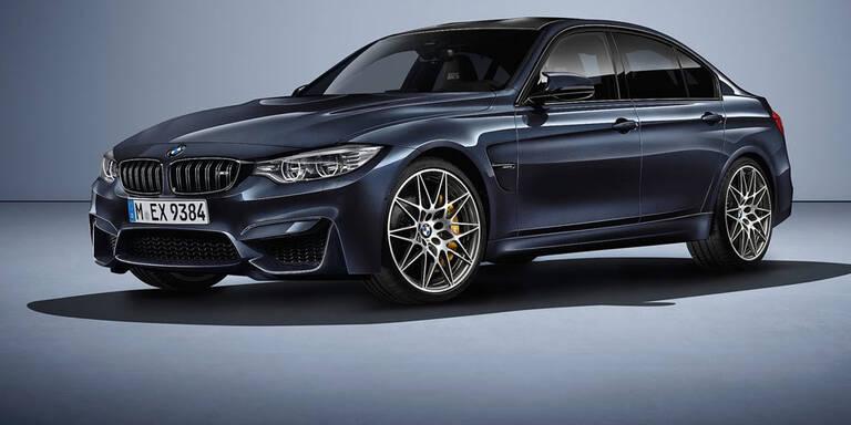 """BMW greift mit dem M3 """"30 Jahre M3"""" an"""