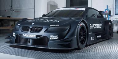 BMW zeigt den M3 für die DTM-Saison 2012