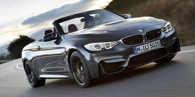 Alle Infos vom neuen BMW M4 Cabrio