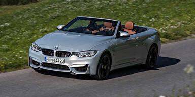 Jetzt startet das BMW M4 Cabrio