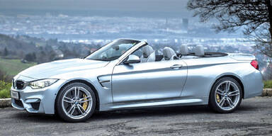 Das neue BMW M4 Cabrio im Test