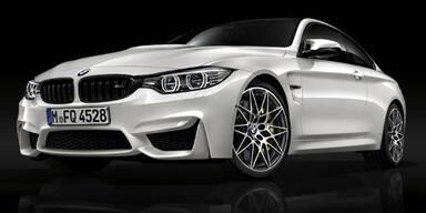 BMW macht M3 und M4 noch stärker