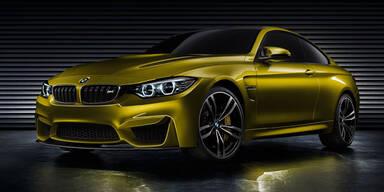 So kommt das BMW M4 Coupé