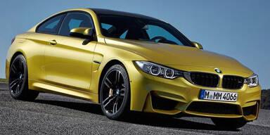 Alle Infos vom brandneuen BMW M4