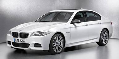 Jetzt starten die ersten BMW M-Diesel