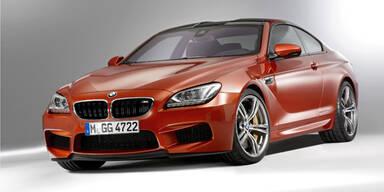BMW stellt neuen M6 und das M6 Cabrio vor