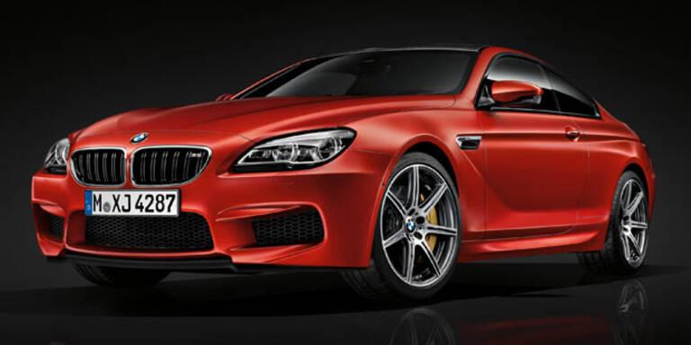 BMW macht den M6 noch stärker