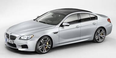 BMW stellt das M6 Gran Coupé vor