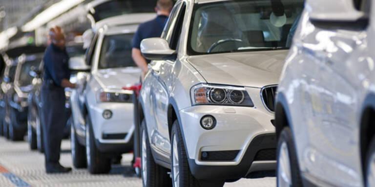 Jaguar & BMW setzen voll auf Magna