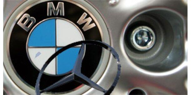 Daimler und BMW wollen kooperieren
