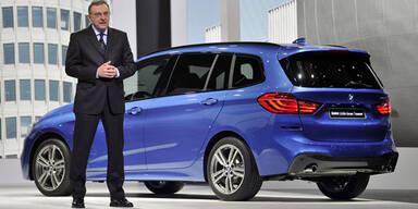 BMW nimmt Apples iCar ernst