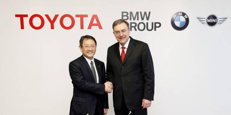 BMW & Toyota: Sportwagen und Brennstoffzelle