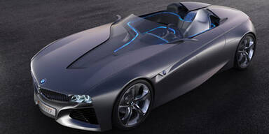 "BMW Roadster ""Vision ConnectedDrive"""