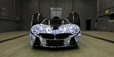 """BMW realisiert den """"Vision EfficientDynamics"""""""