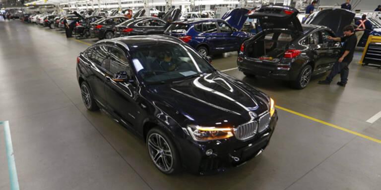 489.000 BMWs müssen in die Werkstatt