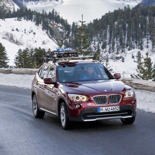 Bmw Xdrive 28i: BMW X1 Mit Sparsamen Turbo 4-Zylindern