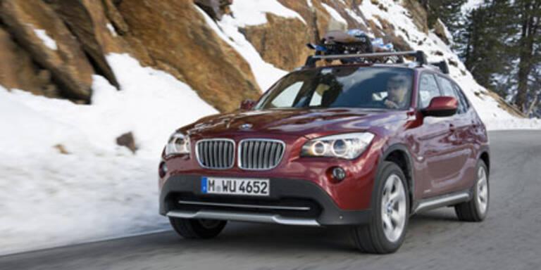 BMW X1 xDrive 28i: Neuer 4-Zylinder-Doppelturbo