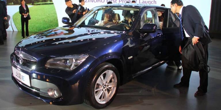 BMW baut mit Chinesen X1-Klon